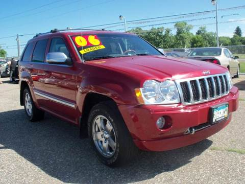 2006 Jeep Grand Cherokee for sale in Elk River, MN