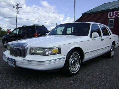 1995 Lincoln Town Car for sale in Elk River, MN
