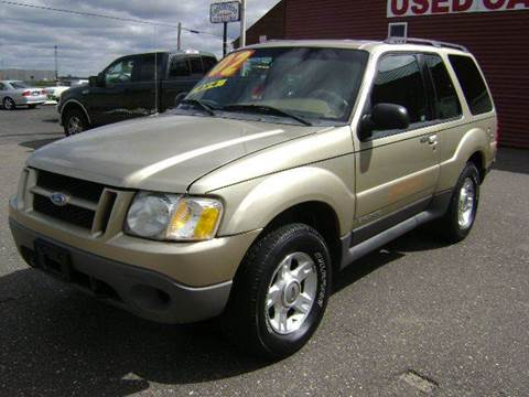 2002 Ford Explorer Sport for sale in Elk River, MN