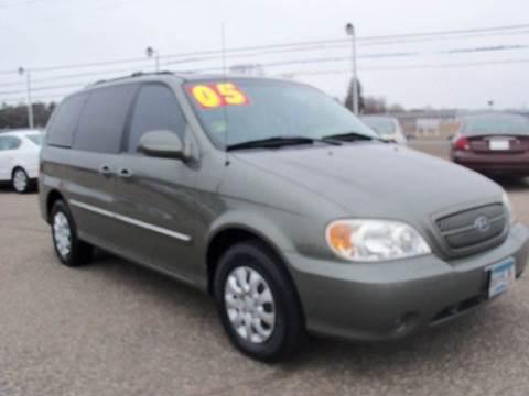 2005 Kia Sedona for sale in Elk River, MN