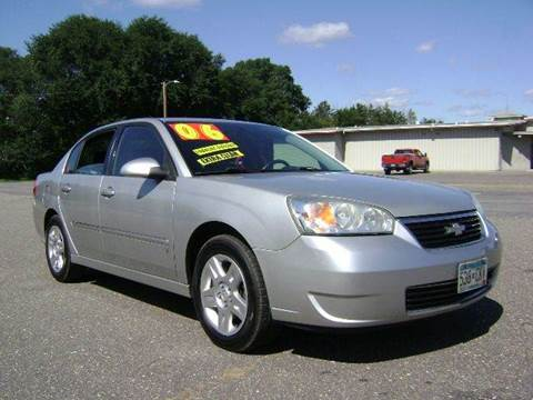 2006 Chevrolet Malibu for sale in Elk River, MN