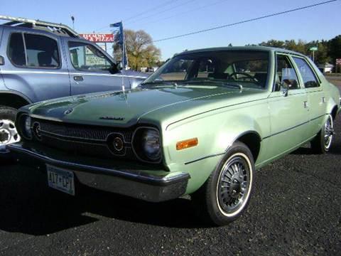 1973 AMC Hornet