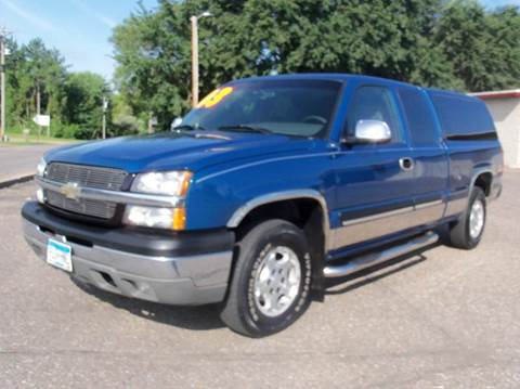 2003 Chevrolet Silverado 1500 for sale in Elk River, MN