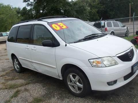 2003 Mazda MPV for sale in Elk River, MN