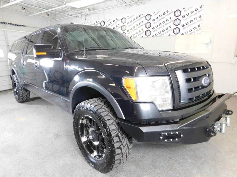 Ford Dealership Reno Nv 2010 Ford F-150 4x4 FX4 4dr SuperCrew Styleside 6.5 ft. SB In Reno NV ...