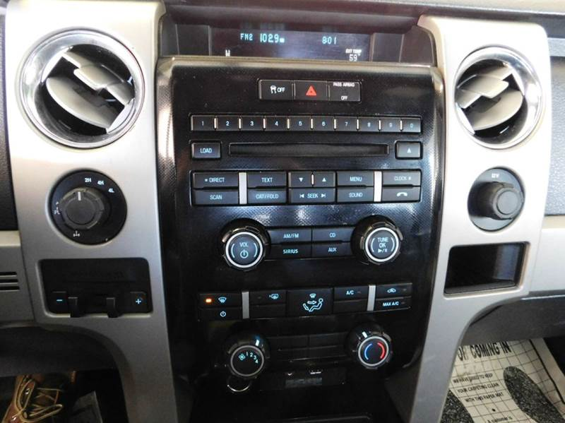 Ford Dealership Reno Nv 2012 Ford F-150 4x4 FX4 4dr SuperCrew Styleside 6.5 ft. SB In Reno NV ...