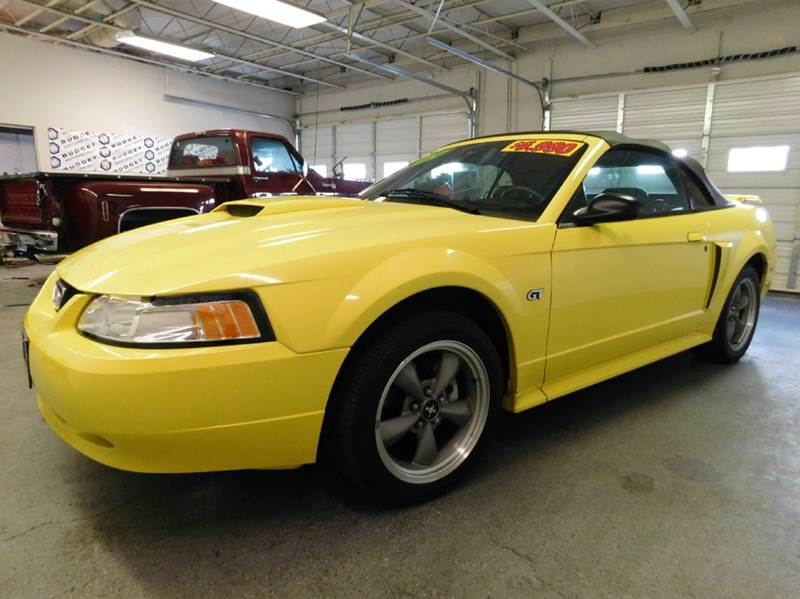 Ford Dealership Reno Nv 2002 Ford Mustang GT Deluxe 2dr Convertible In Reno NV - Budget Motors