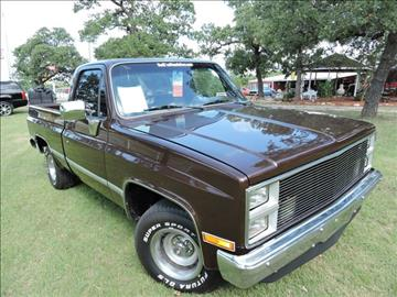 1984 GMC C/K 1500 Series for sale in Wilson, OK