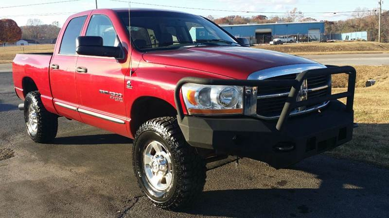 2006 dodge ram pickup 2500 slt 4dr quad cab 4wd sb in mascot tn city motors. Black Bedroom Furniture Sets. Home Design Ideas