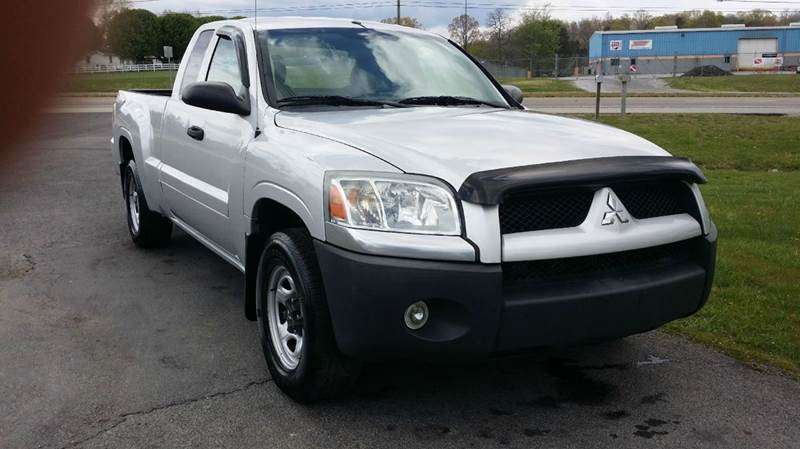 2006 mitsubishi raider ls 4dr extended cab sb w manual in for City motors mascot tn