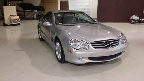 2003 Mercedes-Benz SL-Class for sale in Mascot, TN