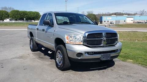 Used dodge ram pickup 2500 for sale in tennessee for City motors mascot tn