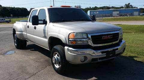 2007 GMC Sierra 3500 Classic for sale in Mascot, TN