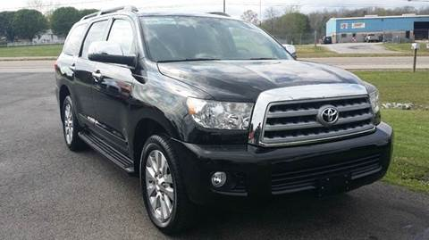 2013 toyota sequoia for sale for City motors mascot tn