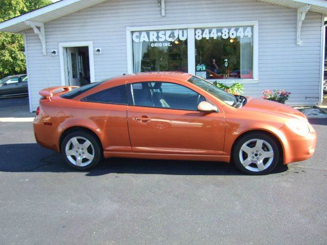 2007 Chevrolet Cobalt SS 2dr Coupe (2.4L I4) - Liberty Township OH