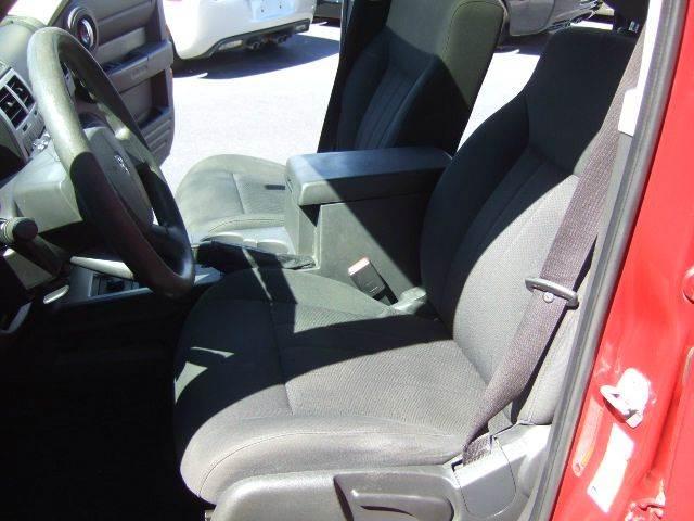 2011 Dodge Nitro 4x4 Heat 4dr SUV - Liberty Township OH