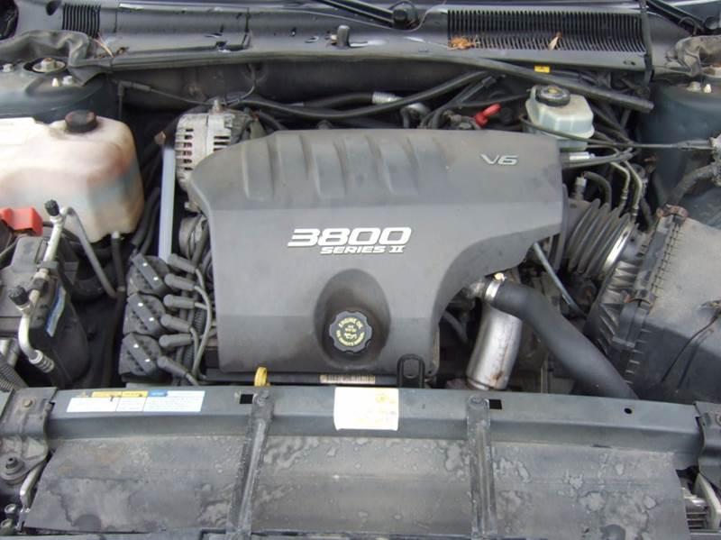 2001 Buick LeSabre Custom 4dr Sedan - Liberty Township OH