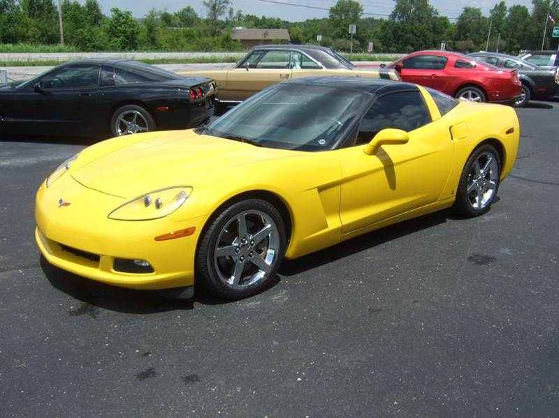 2007 Chevrolet Corvette 2dr Coupe - Liberty Township OH