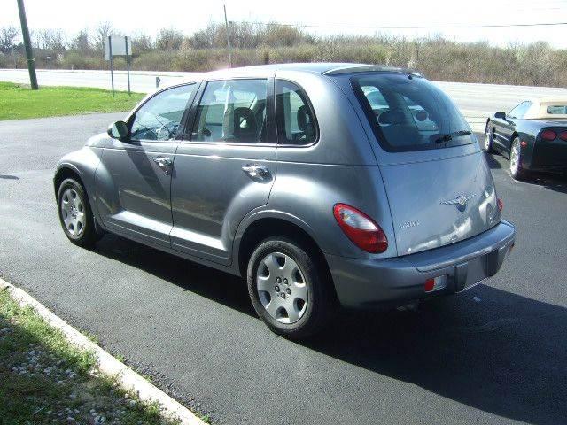 2008 Chrysler PT Cruiser Base 4dr Wagon - Liberty Township OH