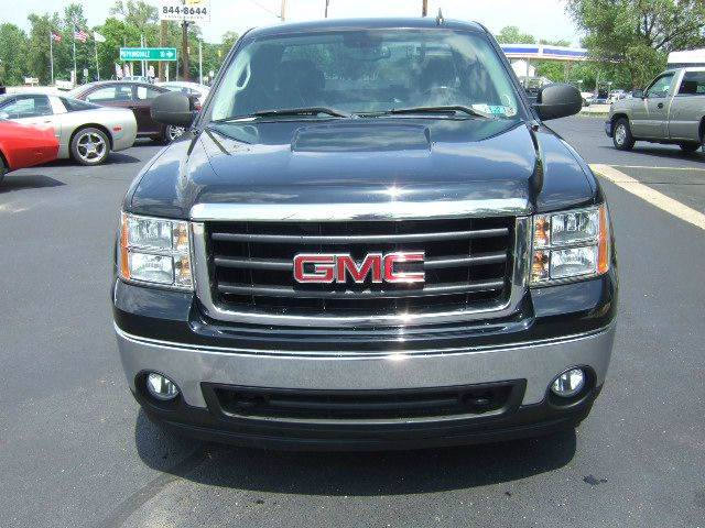 2008 GMC Sierra 1500 SLE2 4WD 4dr Extended Cab 6.5 ft. SB - Liberty Township OH