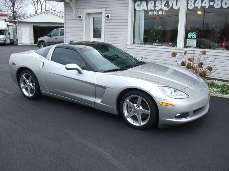 2005 chevrolet corvette for sale in cincinnati oh cargurus. Black Bedroom Furniture Sets. Home Design Ideas