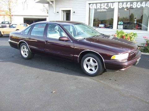 1996 Chevrolet Impala for sale in Liberty Township, OH
