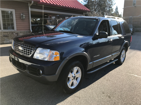 2004 Ford Explorer for sale in Hendersonville, NC