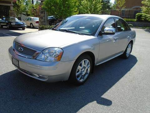2007 Ford Five Hundred for sale in Hendersonville, NC