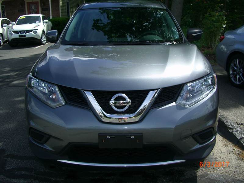 2015 Nissan Rogue AWD S 4dr Crossover (midyear release) - Mansfield MA