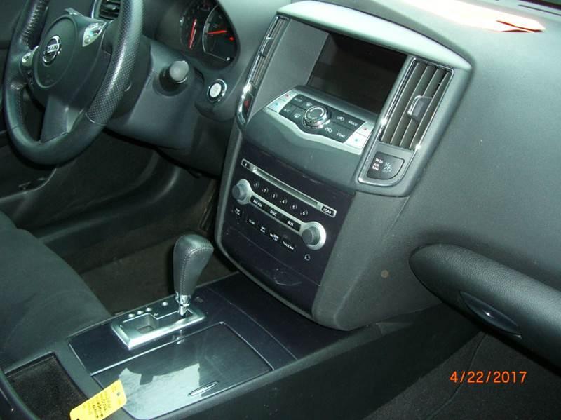2014 Nissan Maxima 3.5 S 4dr Sedan - Mansfield MA