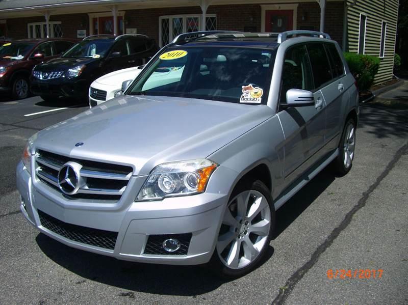 2010 Mercedes-Benz GLK AWD GLK 350 4MATIC 4dr SUV - Mansfield MA