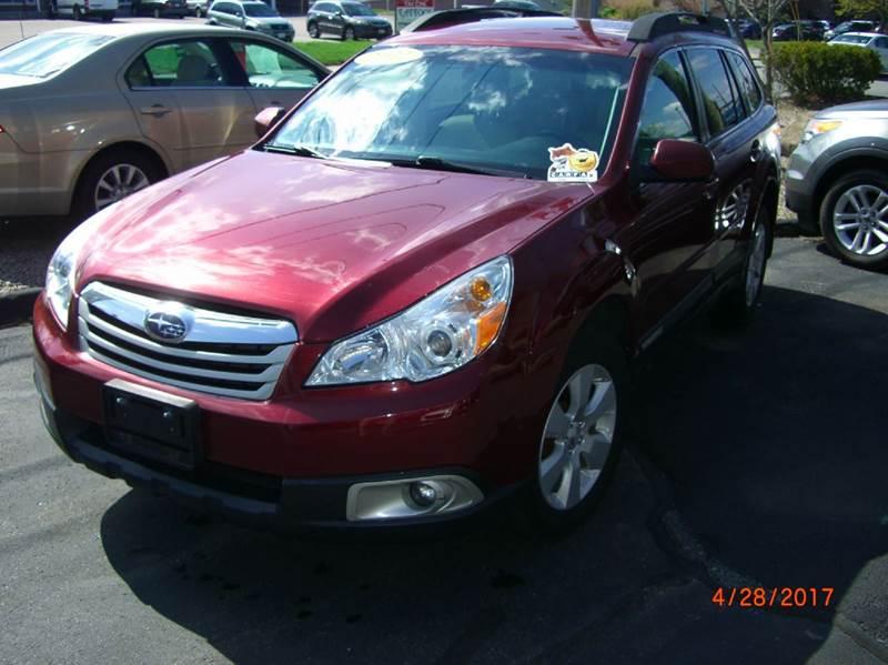 2011 Subaru Outback AWD 2.5i Premium 4dr Wagon CVT - Mansfield MA