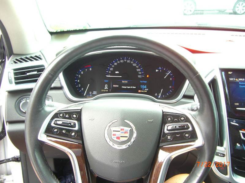 2014 Cadillac SRX AWD Luxury Collection 4dr SUV - Mansfield MA