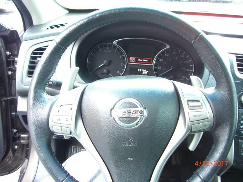 2014 Nissan Altima 3.5 SL 4dr Sedan - Mansfield MA