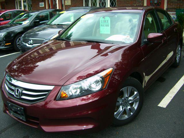 2011 Honda Accord for sale in MANSFIELD MA