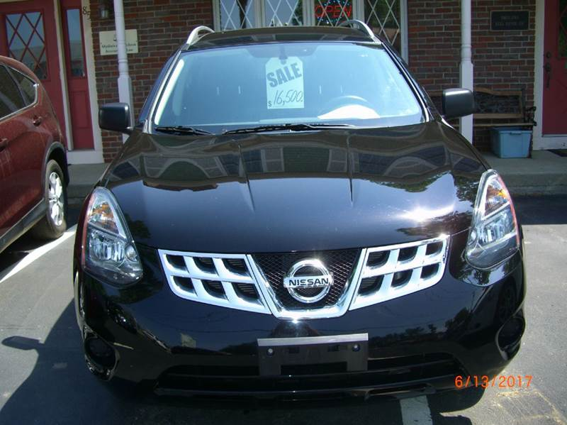2015 Nissan Rogue Select AWD S 4dr Crossover - Mansfield MA