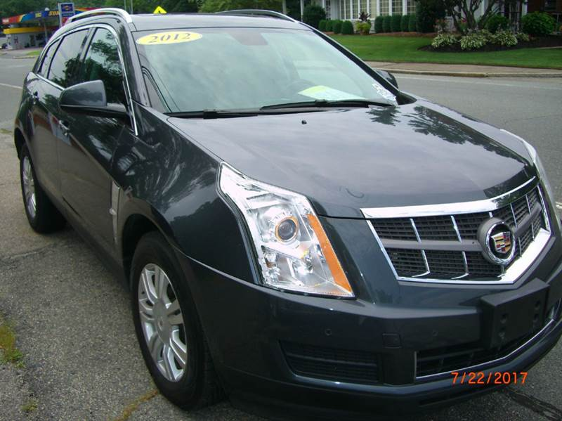 2012 Cadillac SRX AWD Luxury Collection 4dr SUV - Mansfield MA
