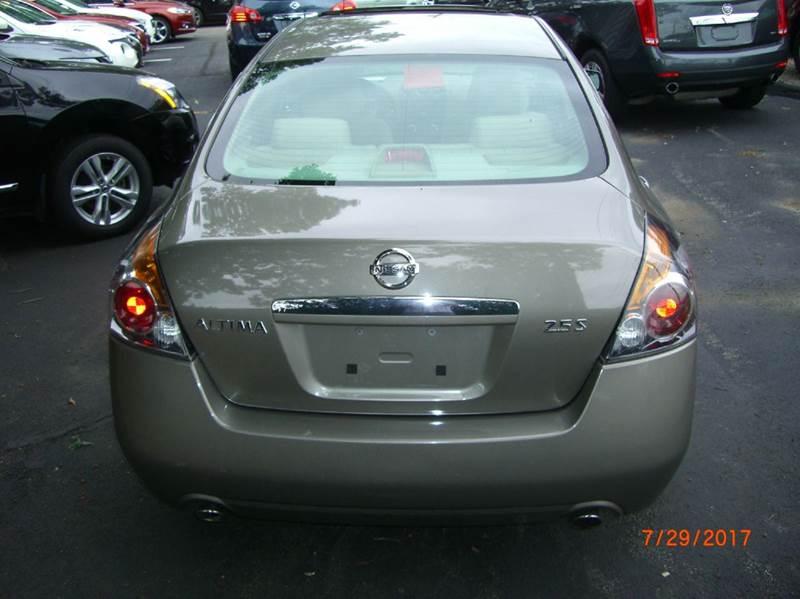 2008 Nissan Altima 2.5 S 4dr Sedan 6M - Mansfield MA