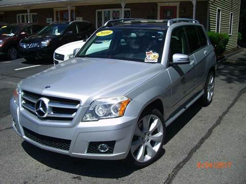2010 Mercedes-Benz GLK for sale in Mansfield MA