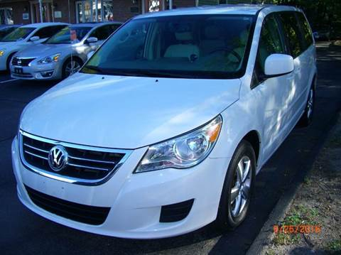 2010 Volkswagen Routan for sale in Mansfield, MA
