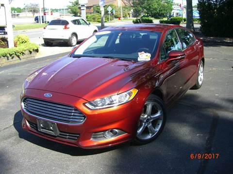 2014 Ford Fusion for sale in Mansfield MA