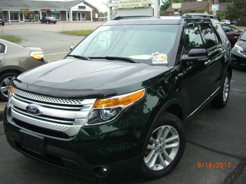 2013 Ford Explorer for sale in Mansfield, MA