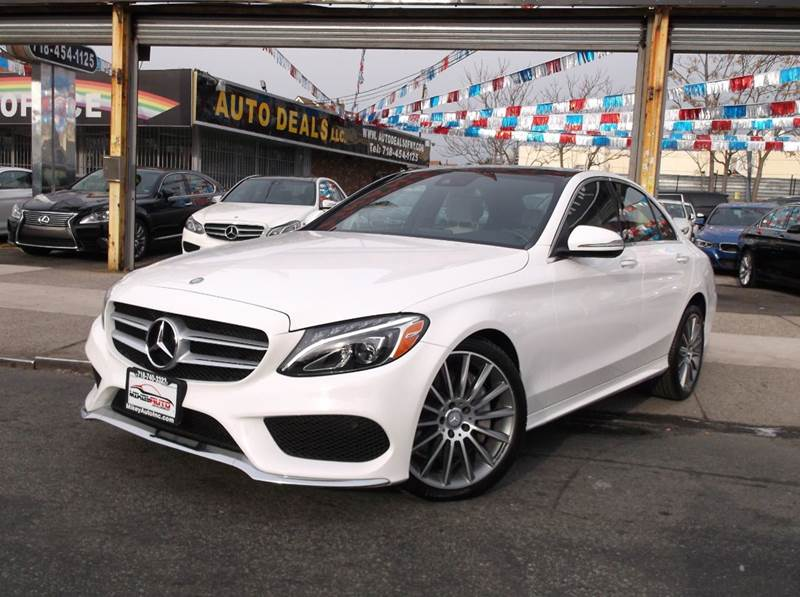 2016 mercedes benz c class awd c300 sport 4matic 4dr sedan for 2016 mercedes benz c class c300 4matic