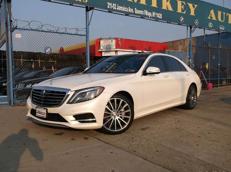 2014 mercedes benz s class s550 amg burmester edition for Mercedes benz queens ny