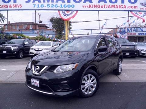 2016 Nissan Rogue for sale in Hollis, NY