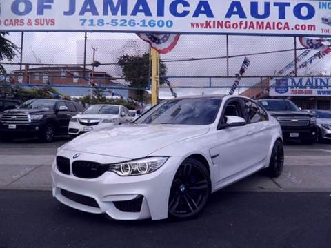 2015 BMW M3 for sale in Hollis, NY
