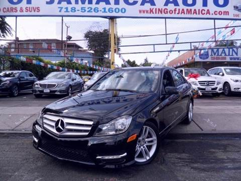 2014 Mercedes-Benz C-Class for sale in Hollis, NY