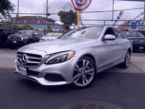 2015 Mercedes-Benz C-Class for sale in Hollis, NY
