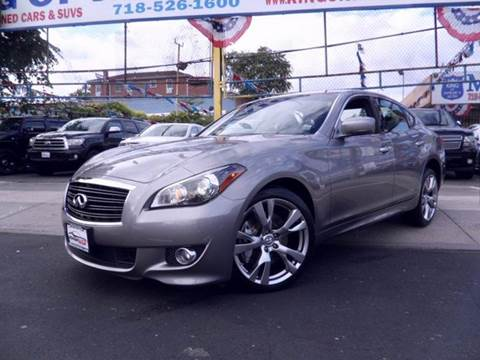 2014 Infiniti Q70 for sale in Hollis, NY