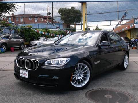 2014 BMW 7 Series for sale in Hollis, NY